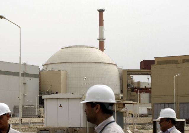 Una planta nuclear de Irán (archivo)