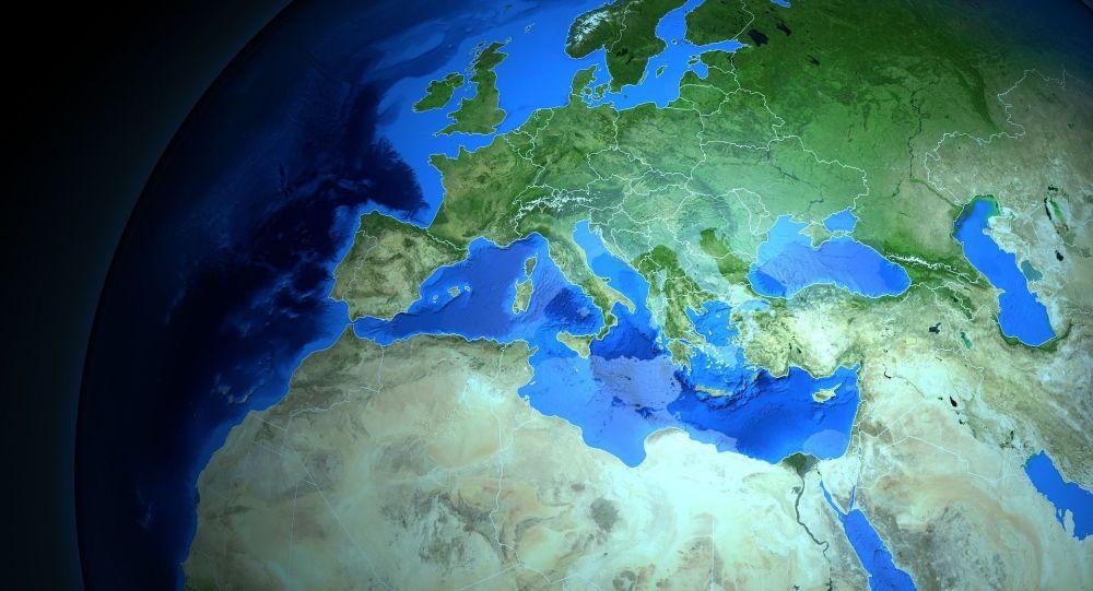 Gran Adria, el continente enterrado debajo de Europa — Hallazgo