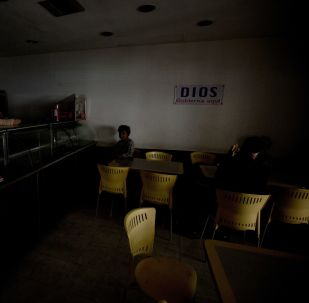 falla eléctrica en Venezuela