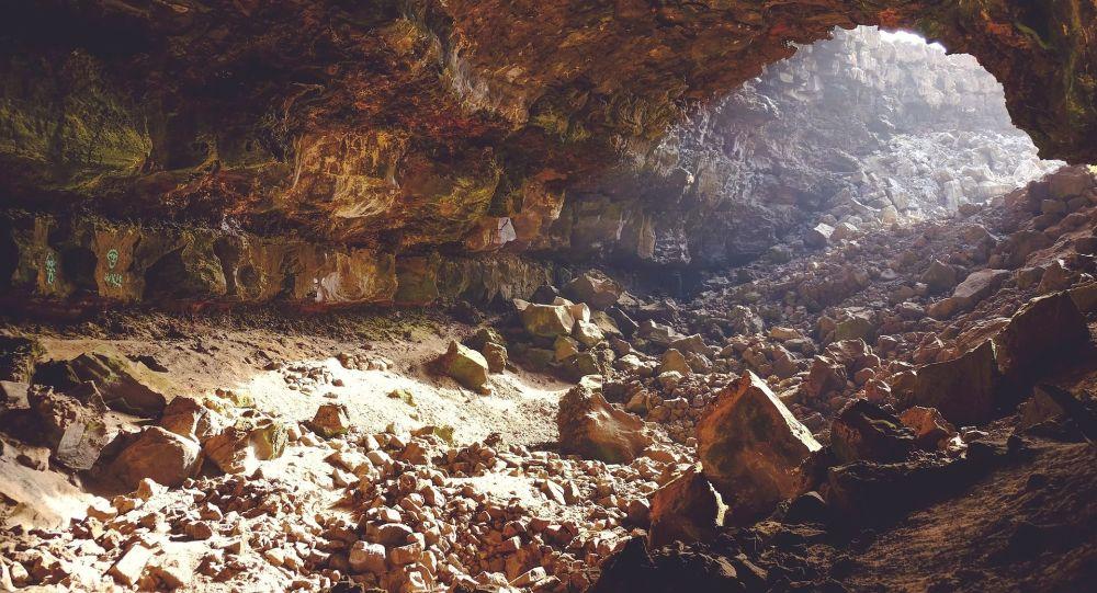 Una cueva (imagen referencial)