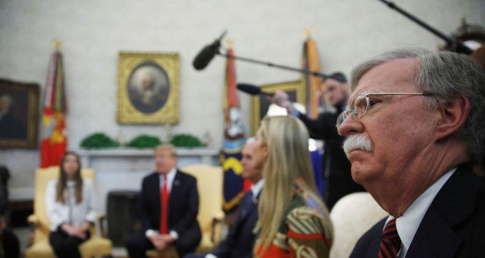 John Bolton, el exasesor de Seguridad Nacional de EEUU