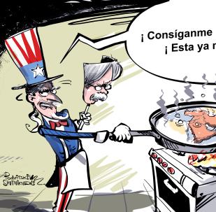 Bolton es solo una máscara: EEUU no cambiará su rostro en la política global