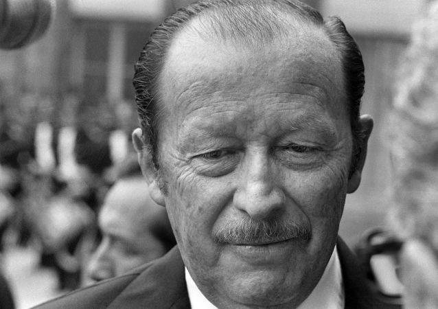 Alfredo Stroessner, exdictador paraguayo