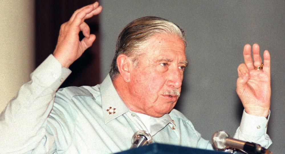 Augusto Pinochet, dictador chileno