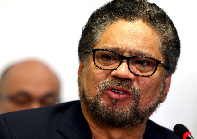 Iván Márquez, exlíder de las FARC