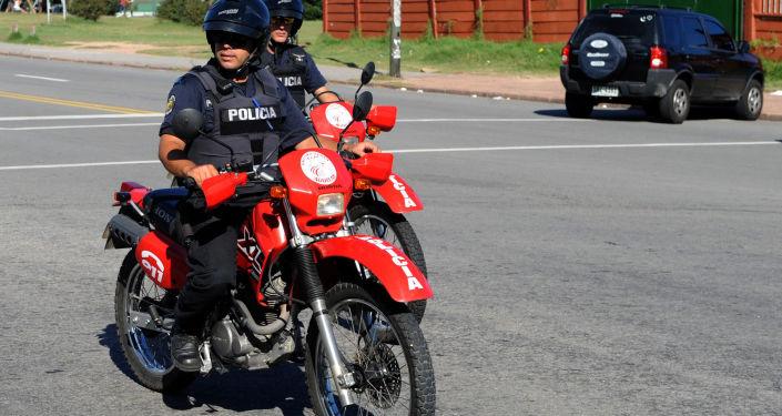Policía de Uruguay