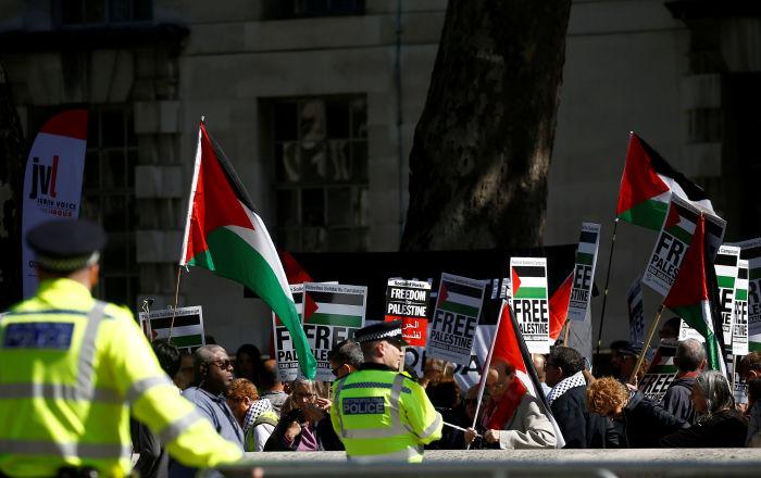 China advierte contra medidas que aumenten tensiones entre Israel y Palestina