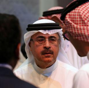 Amin H. Nasser, presidente y director ejecutivo de la Aramco Saudi