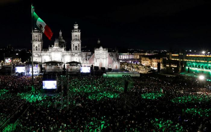 Varias personas mueren baleadas en sureste de México durante festejos patrios