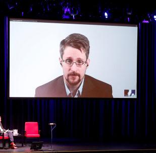 Edward Snowden habla sobre su libro 'Permanent Record' a traves de un vídeo