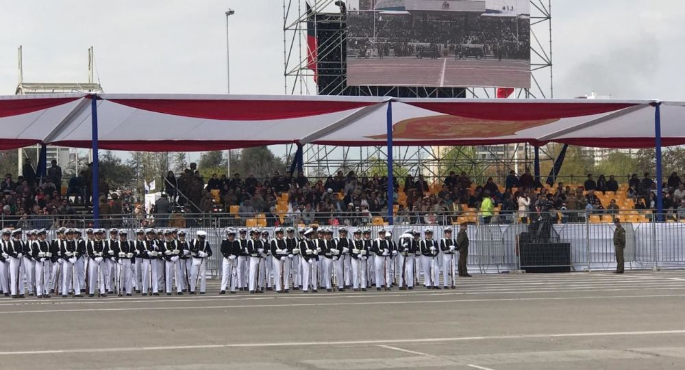 La Parada Militar en Chile