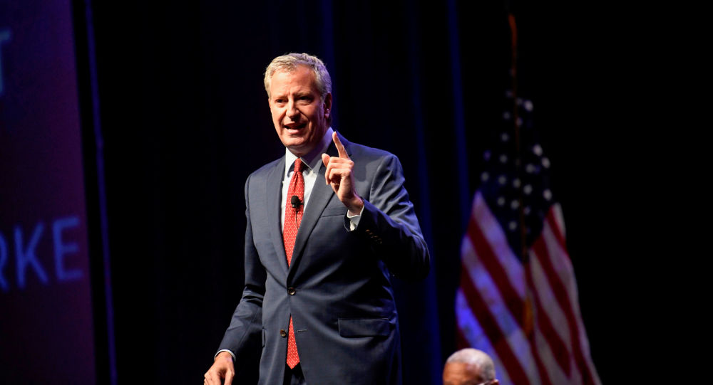 El alcalde de Nueva York abandona la carrera presidencial de Estados Unidos