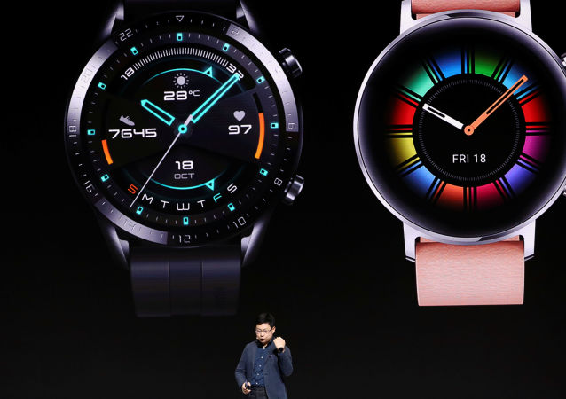 Reloj inteligente Huawei Watch GT2