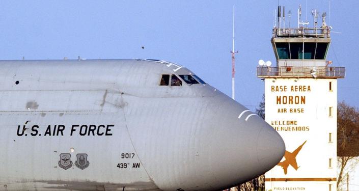 La Base Aérea de Morón (Archivo)