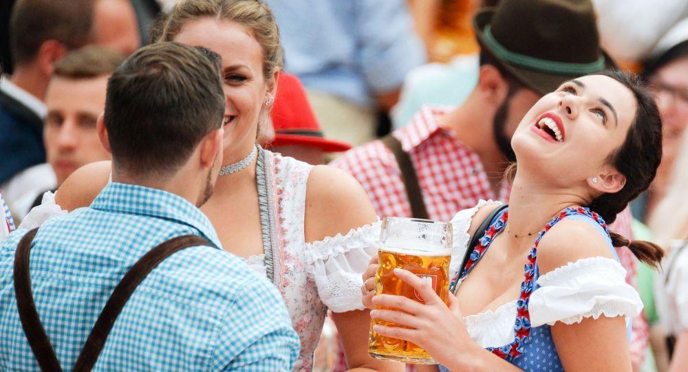 Inauguran el festival Oktoberfest en Múnich, Alemania