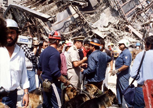 Las consecuencias del terremoto en México, 1985