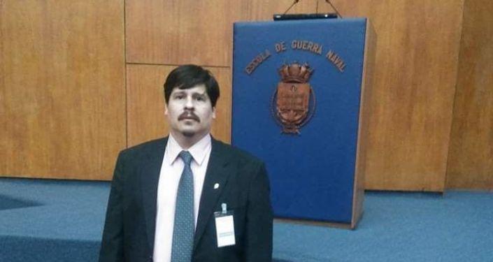 El Dr. Mario Duarte, experto en ciberseguridad y ciberdefensa
