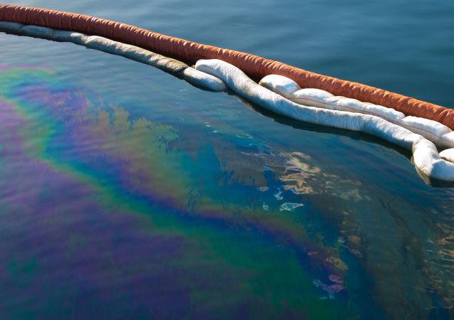 Derrame de petróleo (imagen referencial)