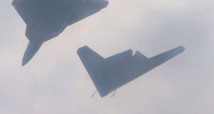 El dron ruso Ojotnik hace su primer vuelo conjunto con un caza Su-57