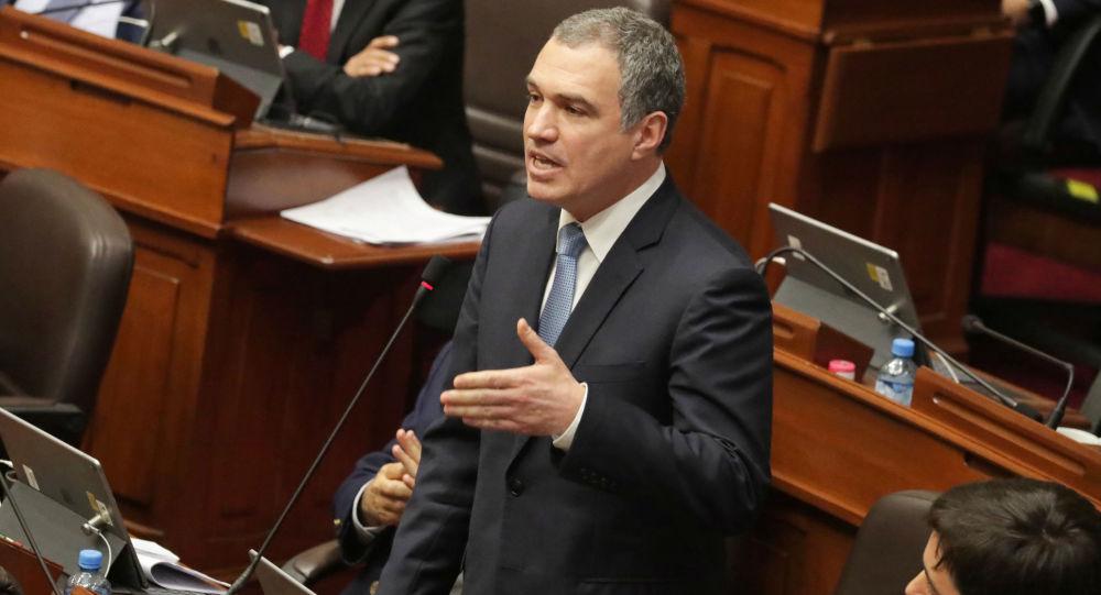 Salvador del Solar, primer ministro de Perú