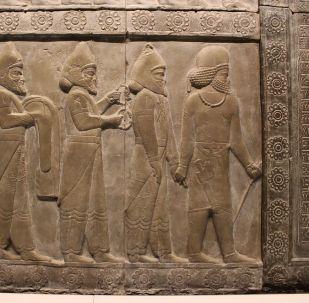 Una imagen de la antigua Babilonia