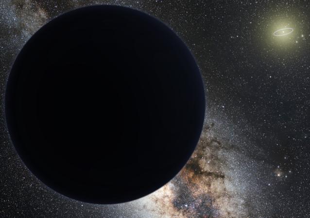 El Planeta Nueve, imagen ilustrativa