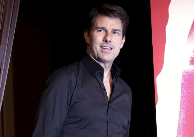 Tom Cruise, actor estadounidense