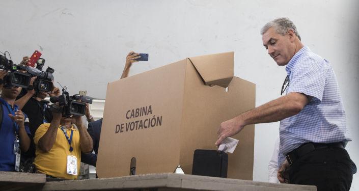 Gonzalo Castillo, exministro dominicano