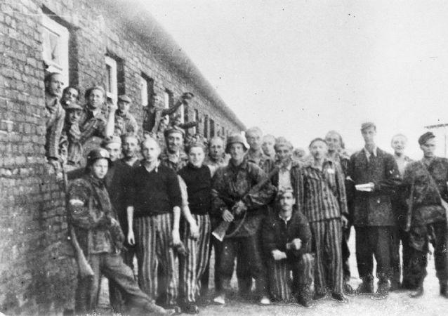 El campo de concentración de Varsovia