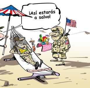 Trump renuncia a proteger a los kurdos en Siria, pero no tanto...