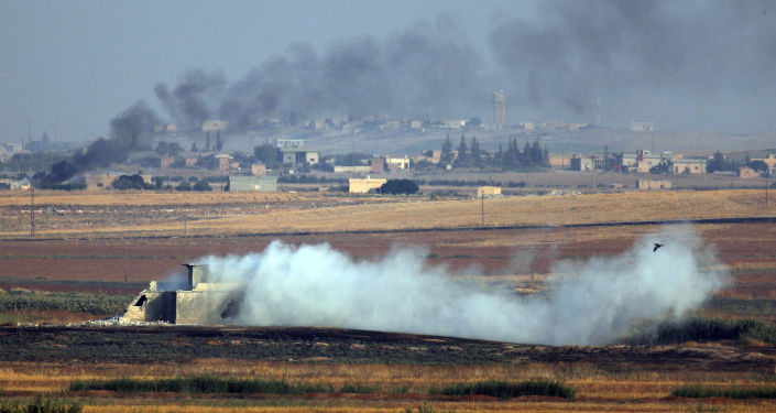 La operación militar turca en <strong><a href=