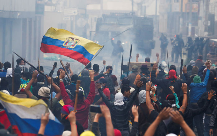 Un equipo de Acnudh viajará a Ecuador para estudiar las denuncias de abusos