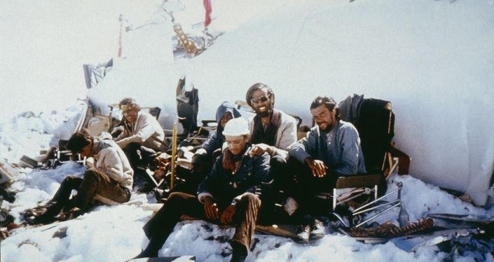 Sobrevivientes de la Tragedia de los Andes