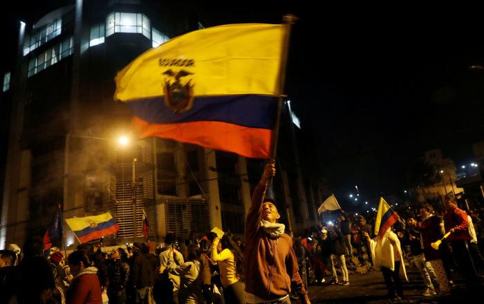 Venezuela celebra que Ecuador haya derogado decreto que eliminó subsidio a combustibles