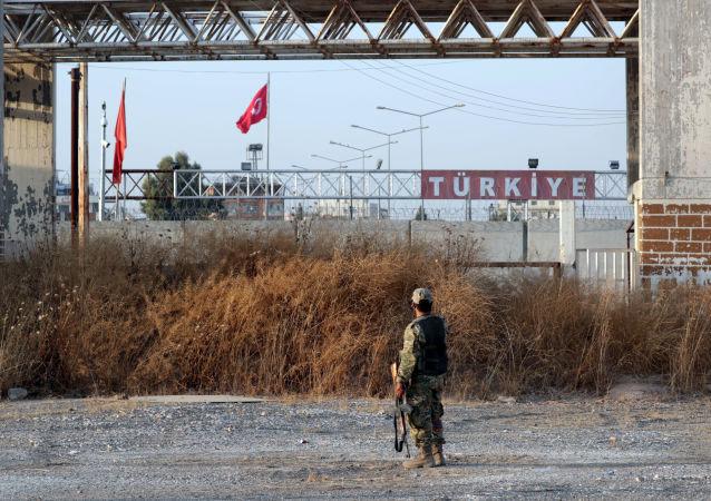 La ciudad siria de Tel Abiad bajo control de Turquía