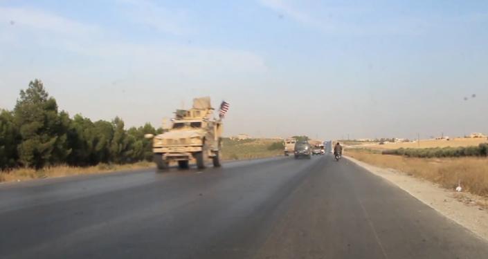 Las tropas de EEUU abandonan Siria ante el avance del Ejército gubernamental