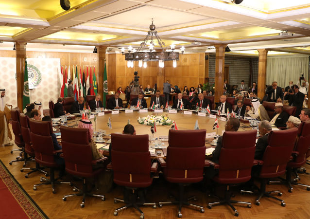 La reunión de la Liga Árabe el 12 de octubre de 2019