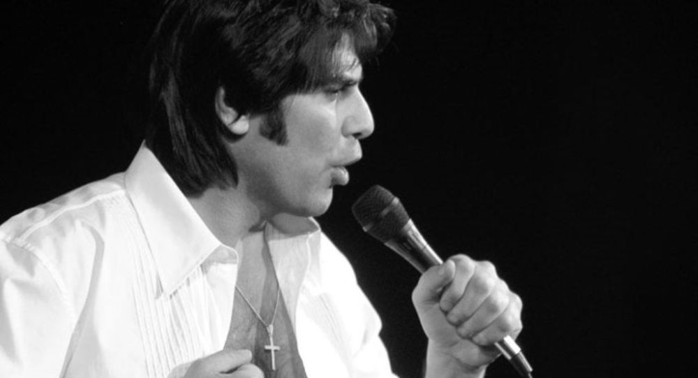 Juan Darthés, actor argentino