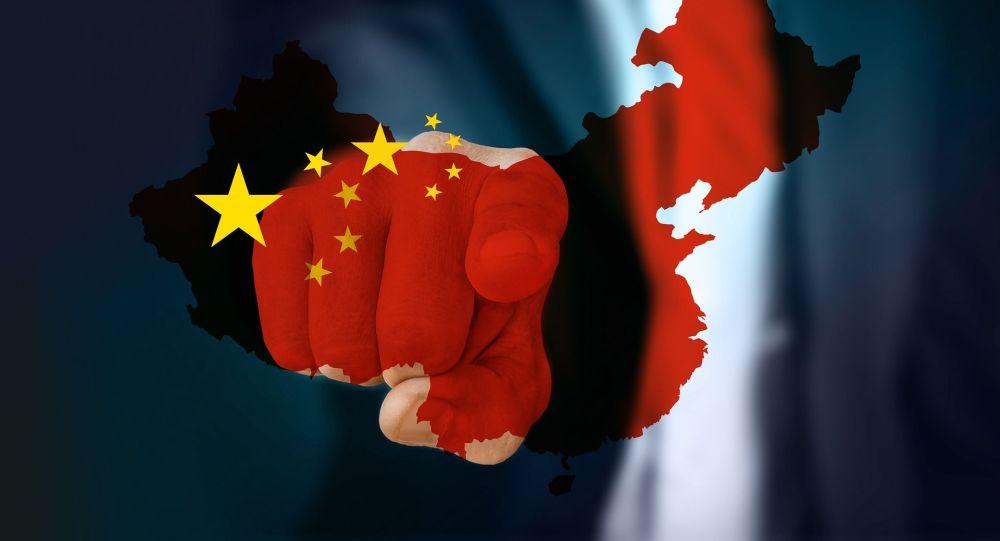 Un mapa de China (imagen referencial)