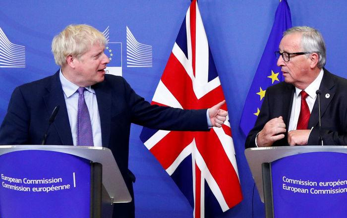La UE y el Reino Unido anuncian un acuerdo para el Brexit