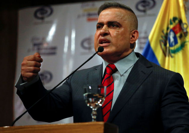 Tarek William Saab, el Fiscal General de Venezuela