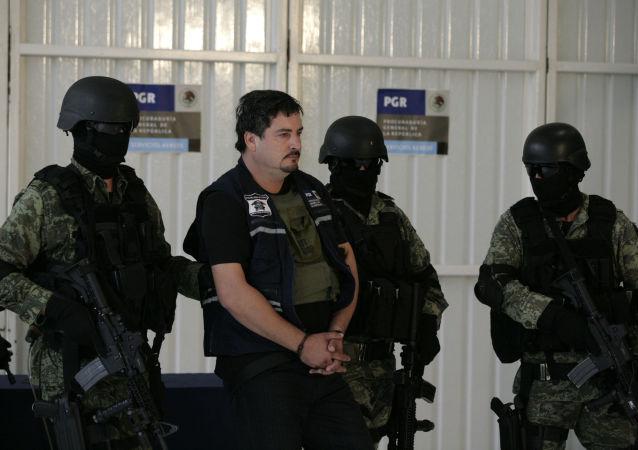 La operación de captura del hijo de Chapo Guzmán en México