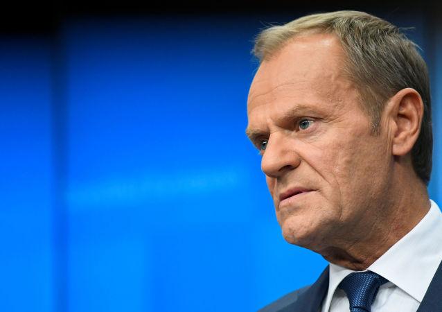 Donald Tusk, el presidente del Consejo Europeo