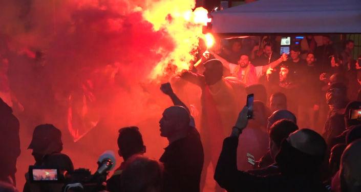 Aumenta la tensión en Barcelona con los enfrentamientos entre ultras y antifascistas