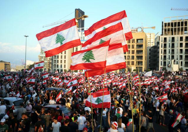 Las protestas en el Líbano