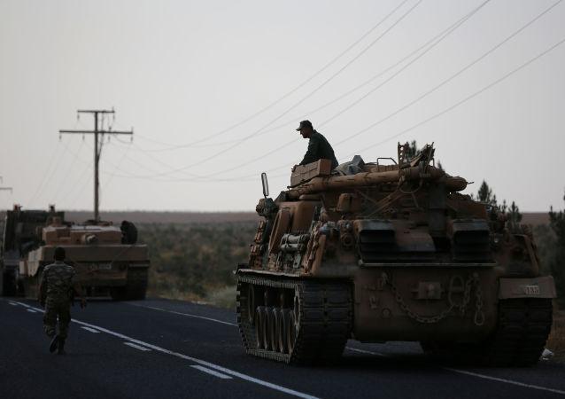 Vehículos blindados de Turquía