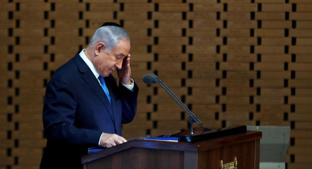 Benjamín Netanyahu, el primer ministro israelí