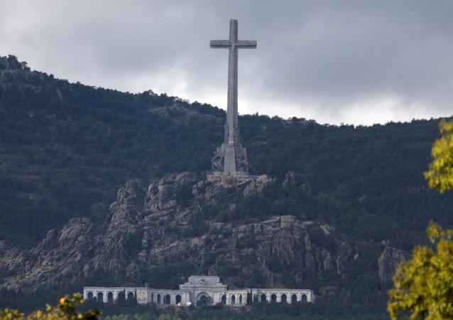 Valle de los Caídos, España