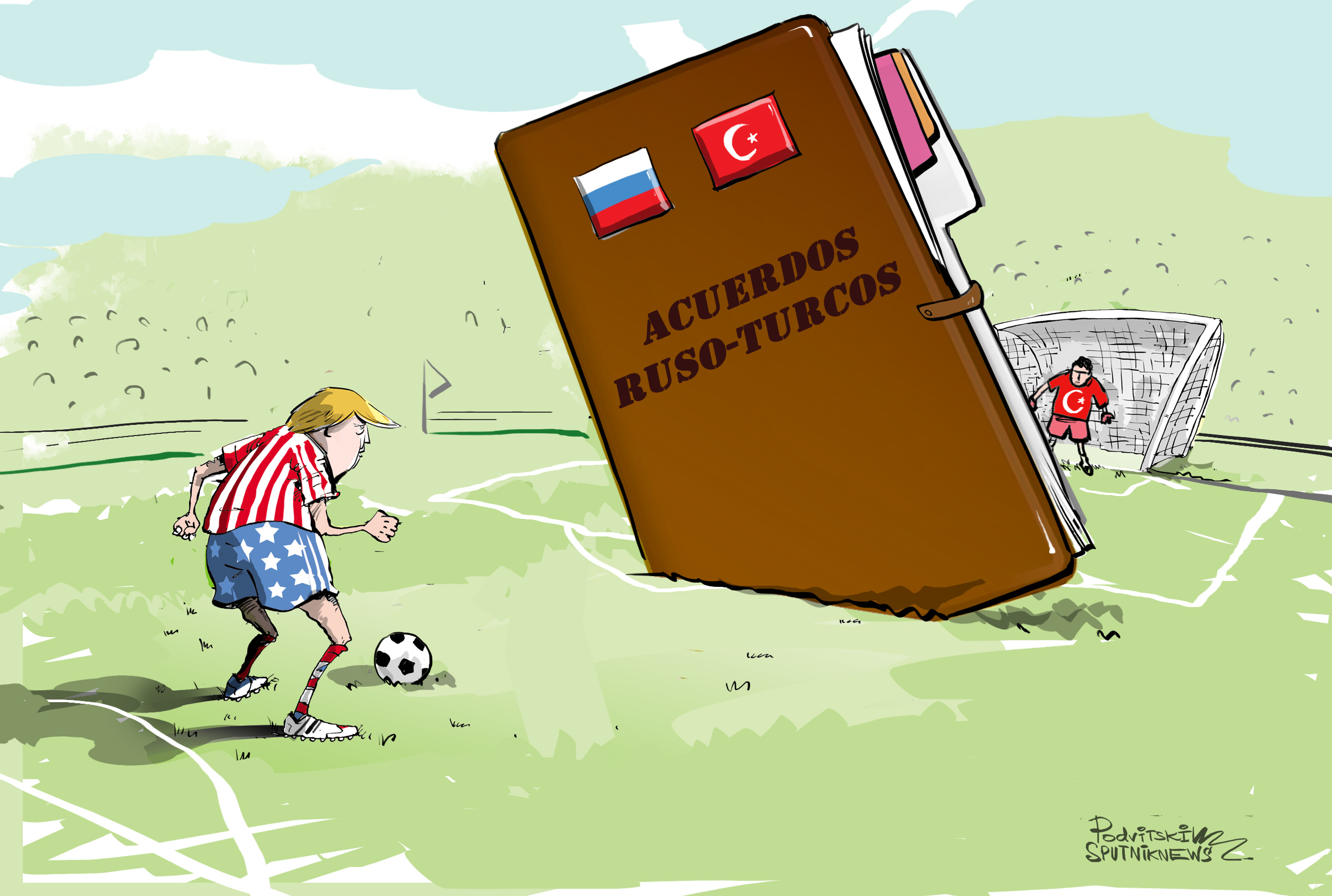 Turquía tiene muchos ases bajo la manga si EEUU le declara guerra
