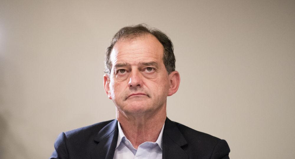 Guido Manini Ríos, candidato presidencial uruguayo